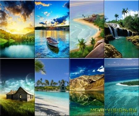 Картинки для смартфона 480х800 Андроид скачать бесплатно 020