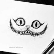 Картинки для срисовки в скетчбук карандашом   скачать024
