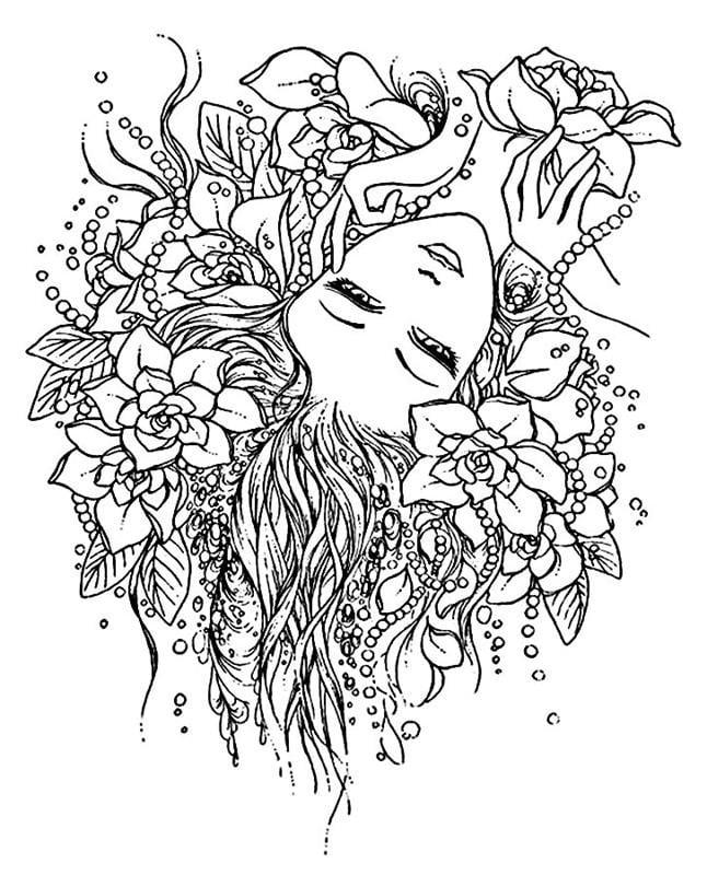 Картинки для срисовки в скетчбук.   красивые изображения 020
