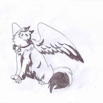 Картинки для срисовки животных легкие и простые 007