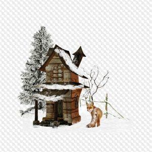 Картинки домик для детей на прозрачном фоне (25)