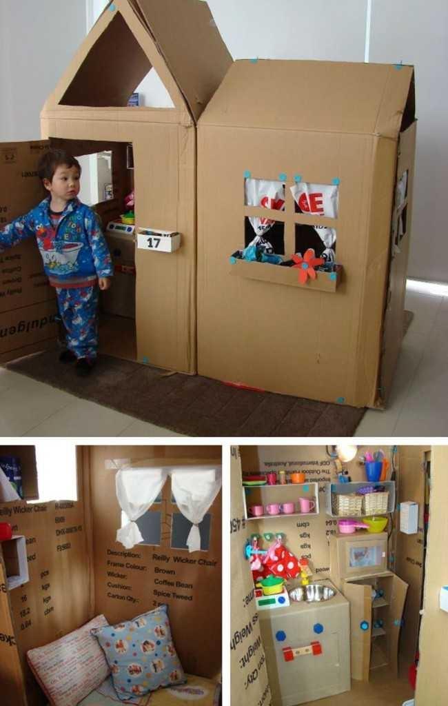 Картинки домик с окошками для детей 013