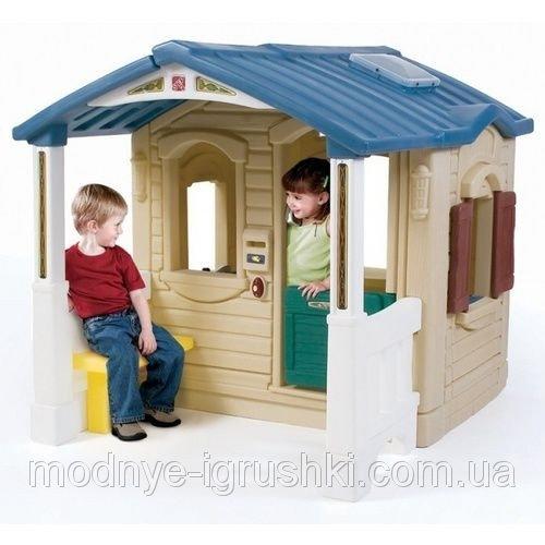 Картинки домик с окошками для детей 015