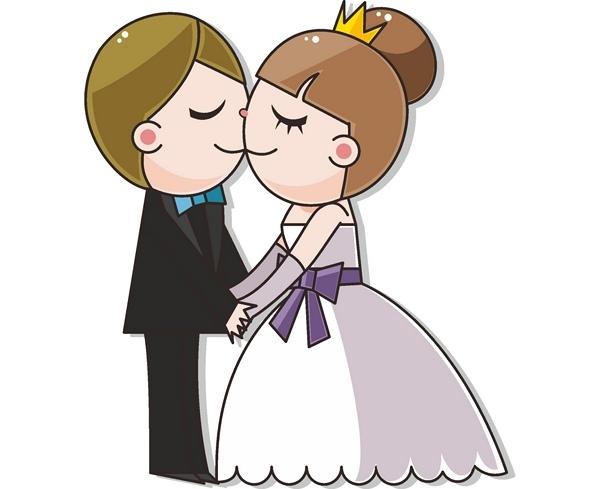 Жених и невеста картинки прикольные детские
