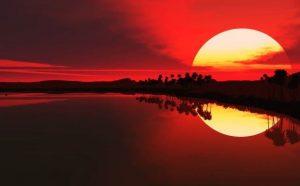 Картинки закат на аву   фото 023