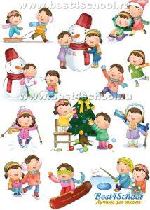 Картинки зож дети и спорт   подборка 029