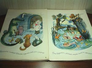 Картинки из сказки доктор айболит   подборка 020
