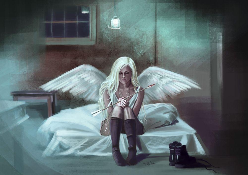 Картинки как называется ангел со стрелой 006