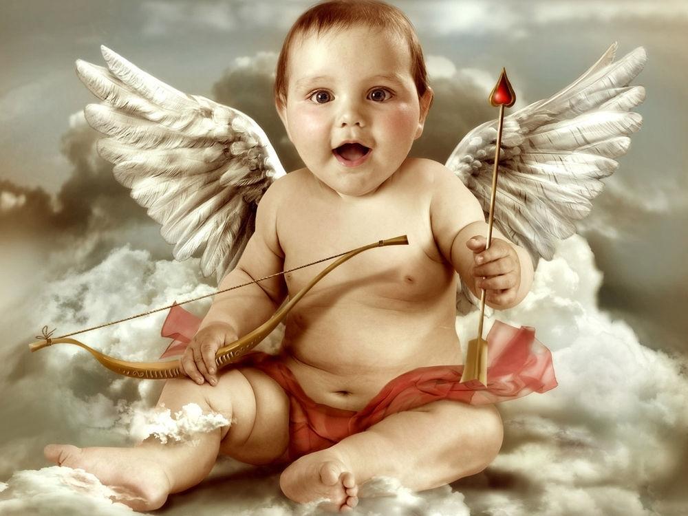 Картинки как называется ангел со стрелой 022