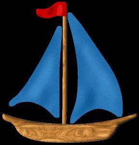 Картинки кораблик для детей на прозрачном фоне 022