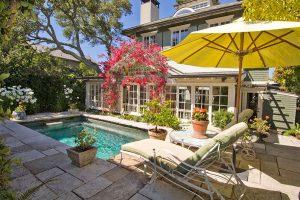 Картинки красивые дома с бассейном и садом   подборка фото (15)