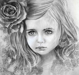 Картинки красивых рисунков карандашом023