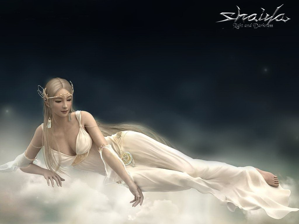 Картинки лесная фея   красивые арты, изображения (11)