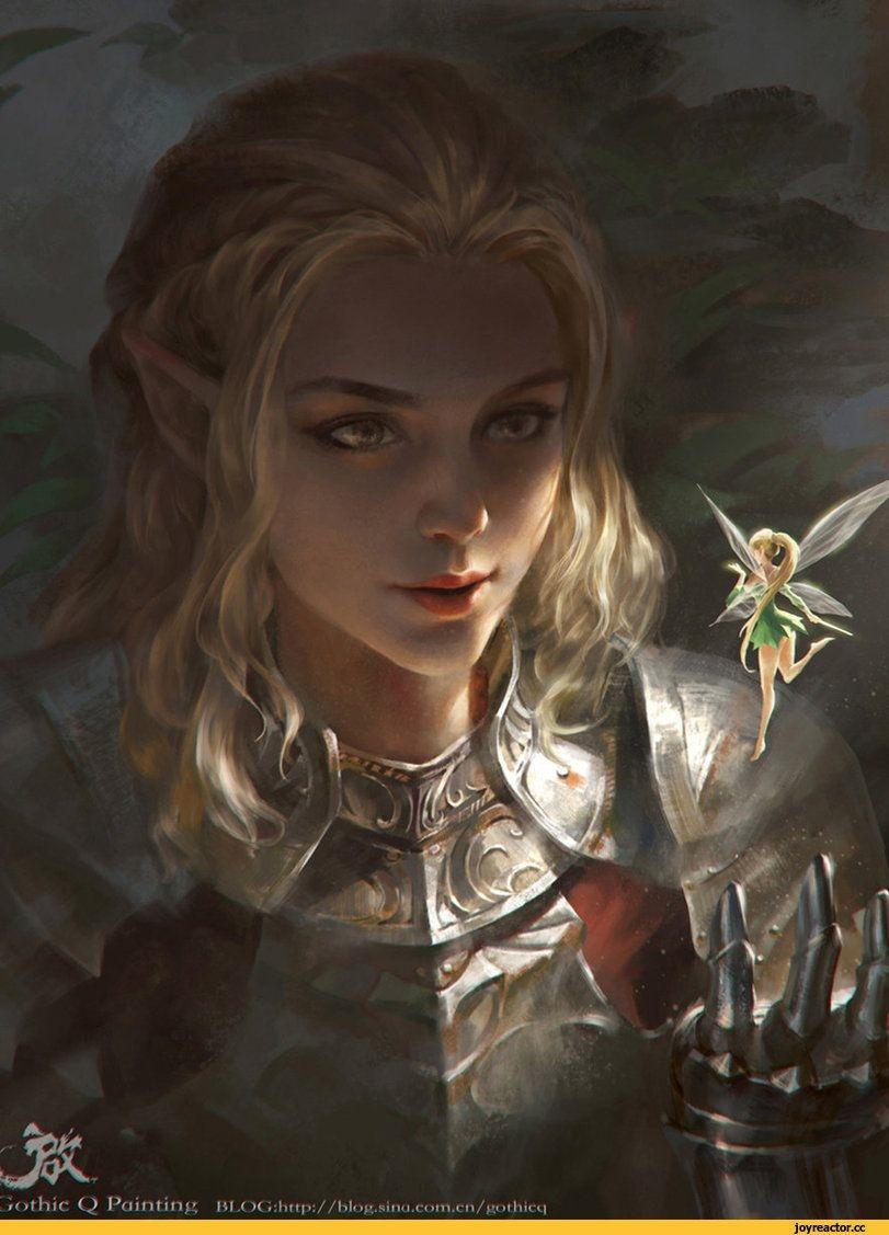 Картинки лесная фея   красивые арты, изображения (13)