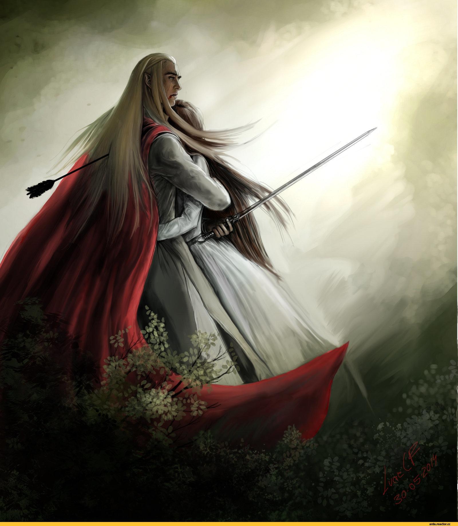 Картинки лесная фея   красивые арты, изображения (17)