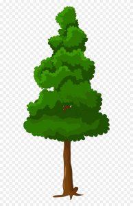 Картинки лес для детей на прозрачном фоне   сборка (12)