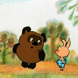 Картинки медведя нарисованные для детей   красивыая подборка 029