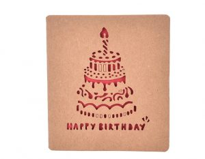 Картинки минимализм с днем рождения   открытки 026