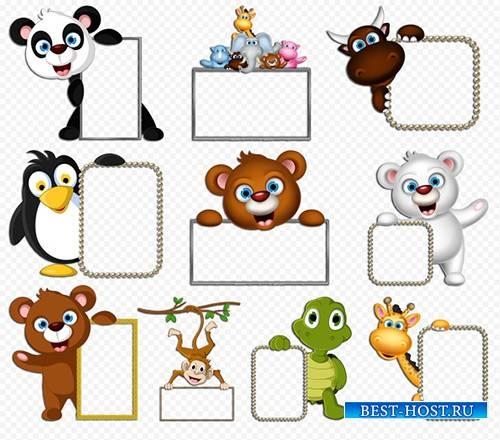 Картинки мишка для детей на прозрачном фоне 008
