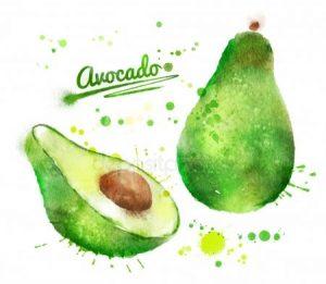 Картинки нарисованные овощи и фрукты 022