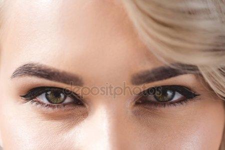 Картинки на аву глаза карие   мужские и женские 011