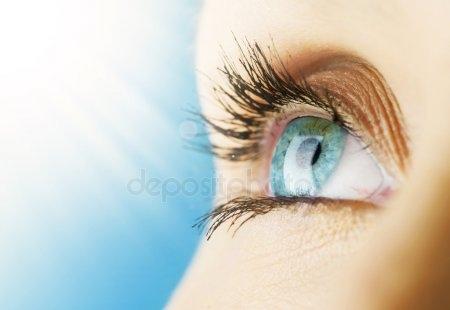 Картинки на аву глаза карие   мужские и женские 020