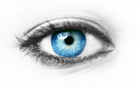 Картинки на аву глаза карие   мужские и женские 025