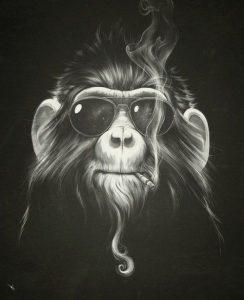 Картинки на аву люди с головами животных   сборка (20)