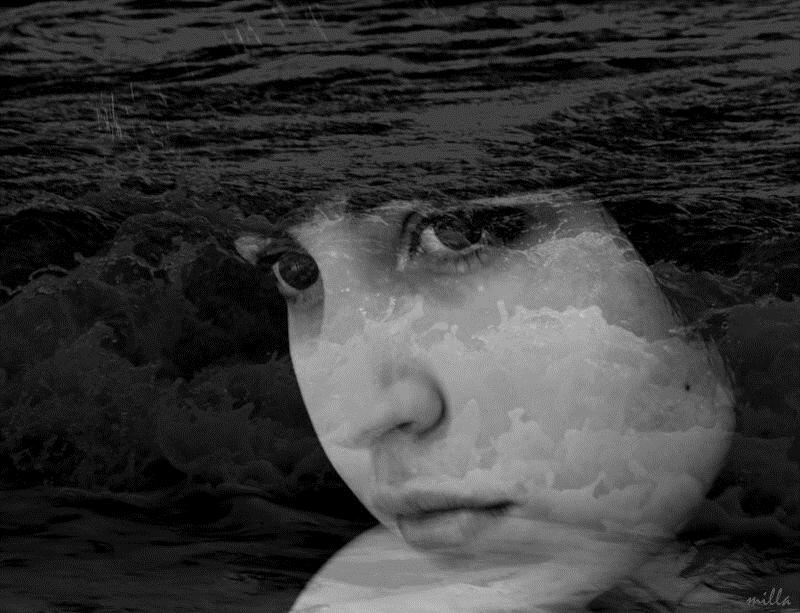 Картинки на аву печаль и грусть026