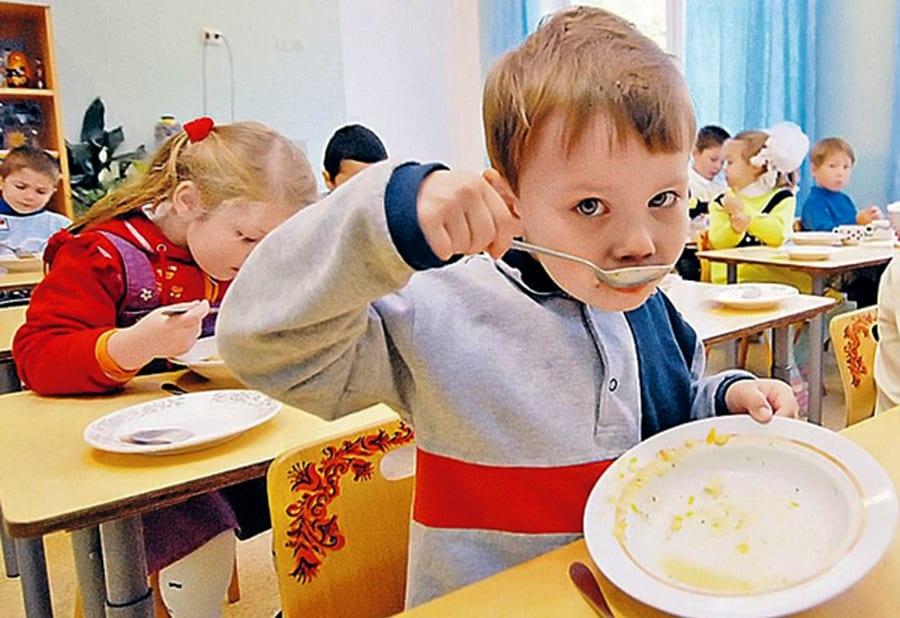 Картинки питание в детском саду 001
