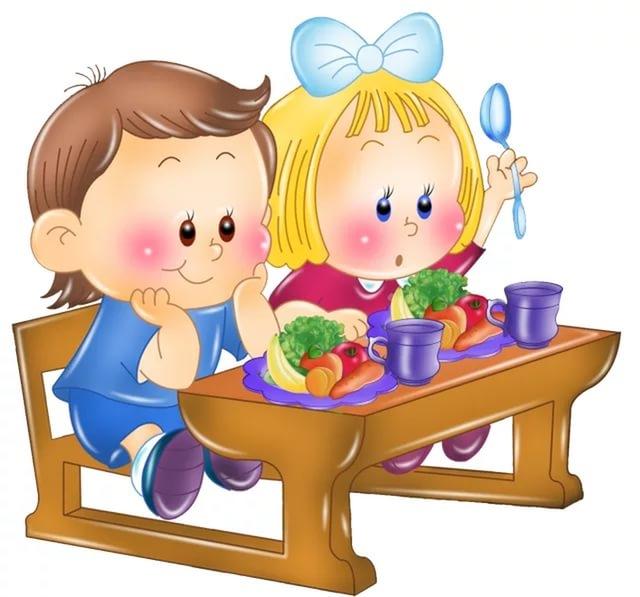 Картинки питание в детском саду 002
