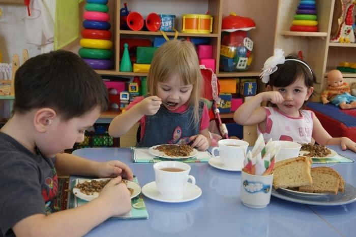 Картинки питание в детском саду 007