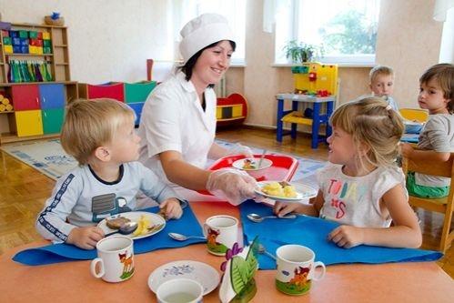Картинки питание в детском саду 015
