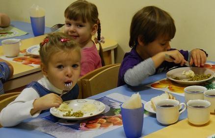 Картинки питание в детском саду 016