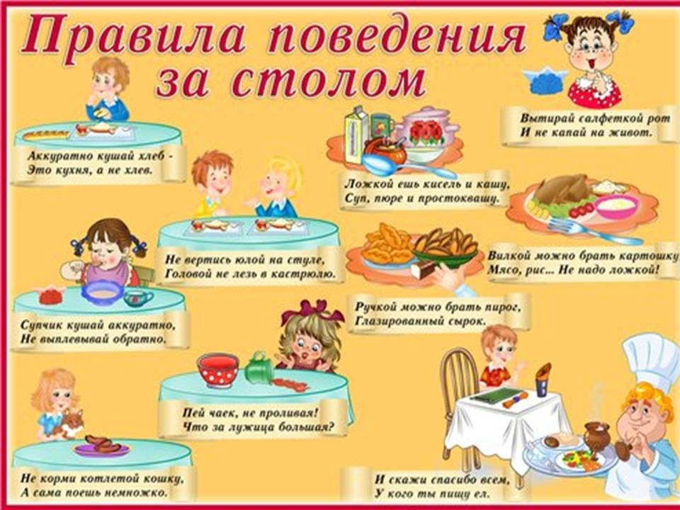 Картинки питание в детском саду 019