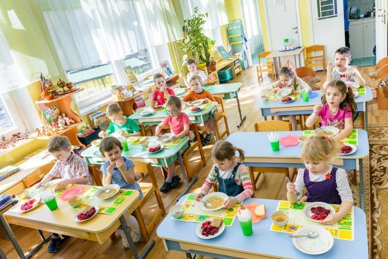 Картинки питание в детском саду 022