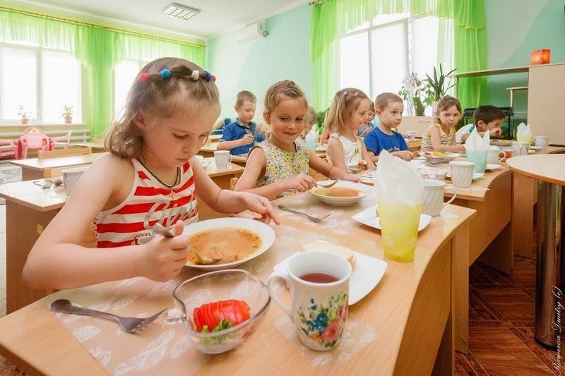 Картинки питание в детском саду 025