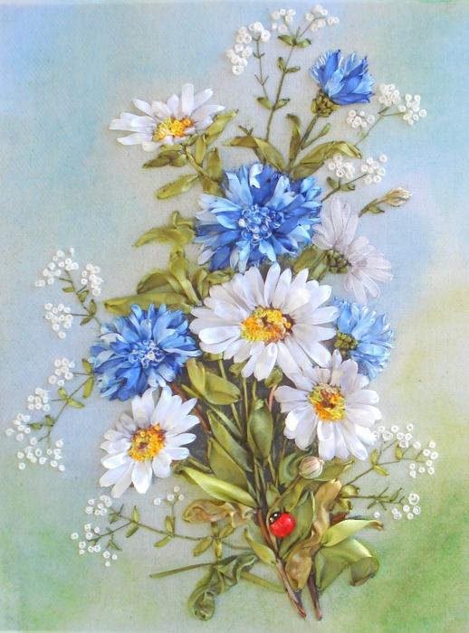 Картинки полевых цветов   красивые и увлекательные (11)