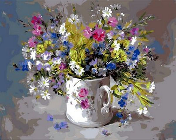 Картинки полевых цветов   красивые и увлекательные (9)