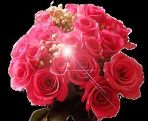 Картинки поцелуи и цветы   подборка 027