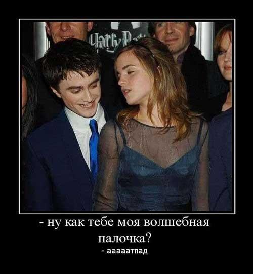 Картинки прикольные Гарри Поттер027