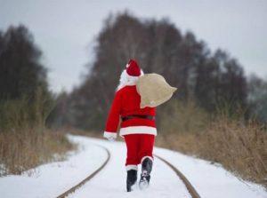 Картинки прикольные Деда Мороза   подборка 028