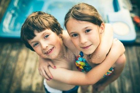Картинки про брата и сестру с надписями   подборка (8)