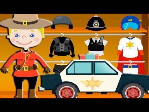 Картинки про полицейских для детей 005