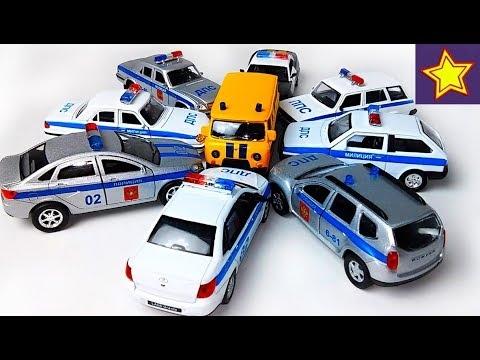 Картинки про полицейских для детей 020