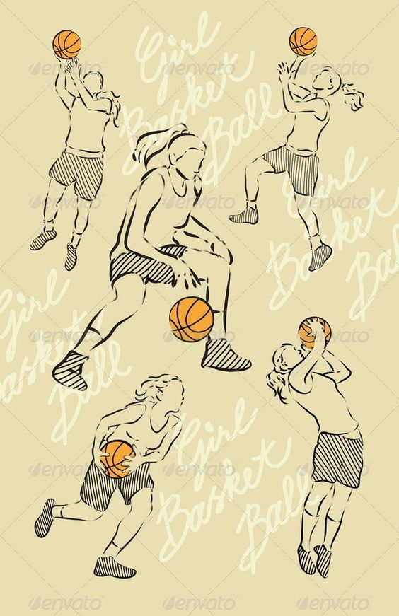 Картинки про спорт для срисовки   подборка 003
