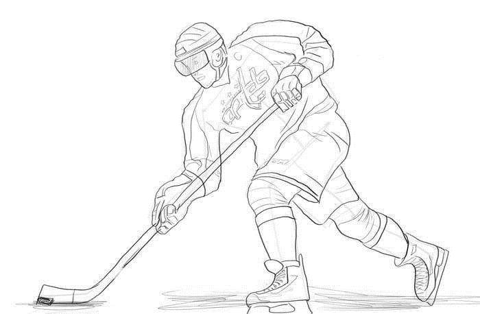 Картинки про спорт для срисовки   подборка 024