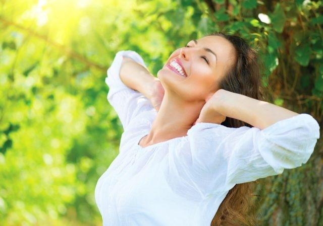 Картинки про счастливых женщин   подборка фото 001