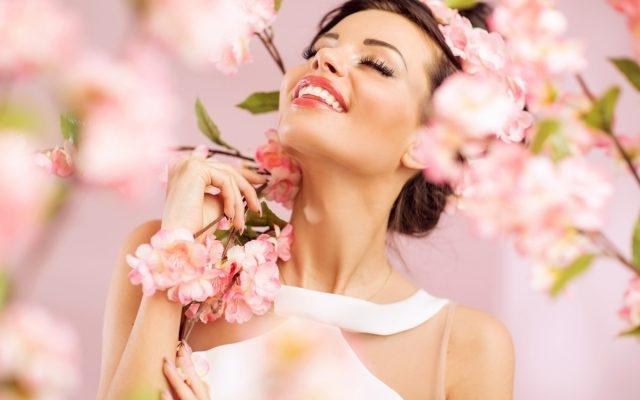 Картинки про счастливых женщин   подборка фото 014