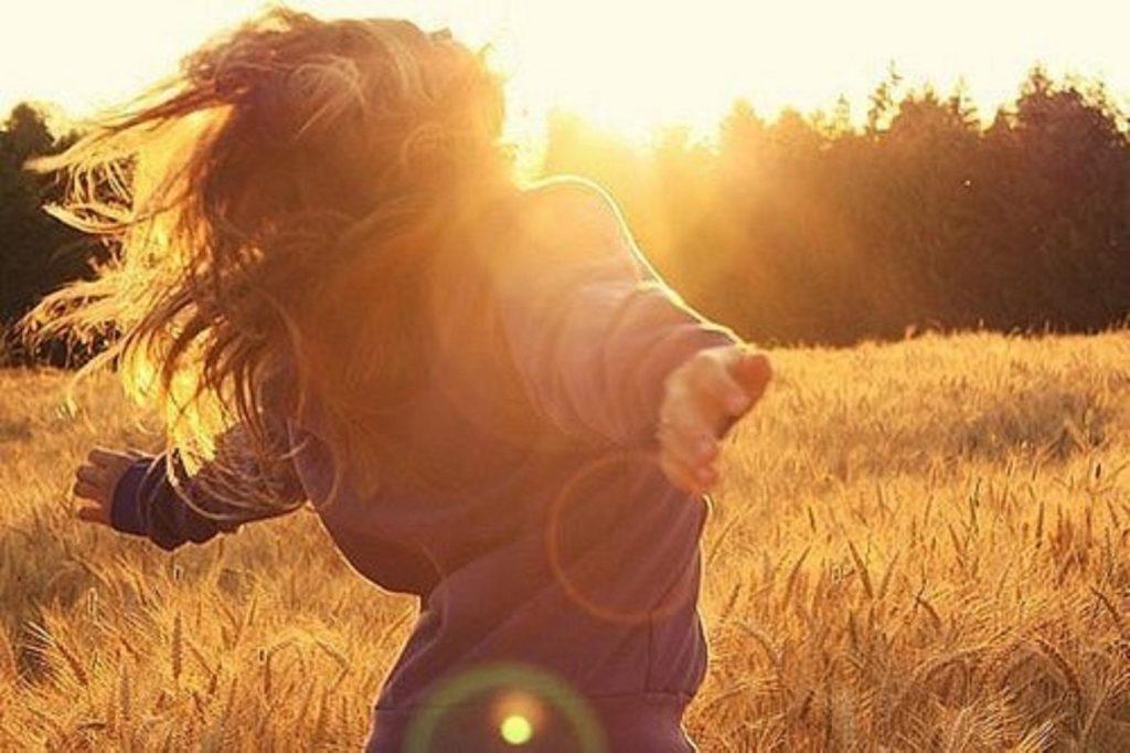 Картинки про счастливых женщин   подборка фото 017